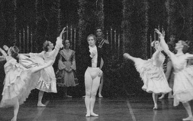 Nureyev in Swan Lake